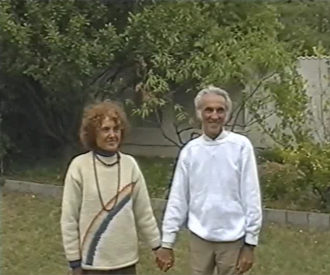 Jean-Loui and Arlette Gobeau